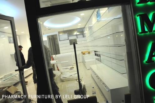 Mobili su misura arredo farmacia fabbrica su misura - Mobilificio l economica ...