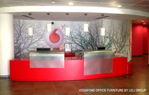 Scrivania Ufficio Su Misura : Arredo ufficio produzione su misura mobili attrezzati arredo
