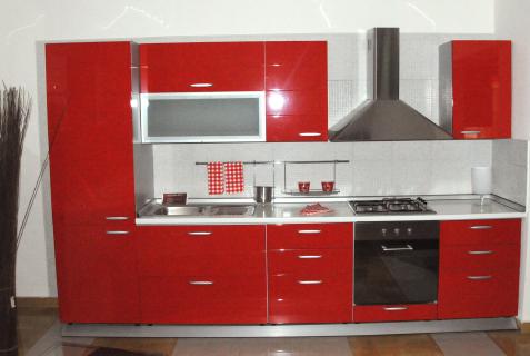 Cucina attrezzata fabbrica mobili arredo cucina for Albanese arredamenti