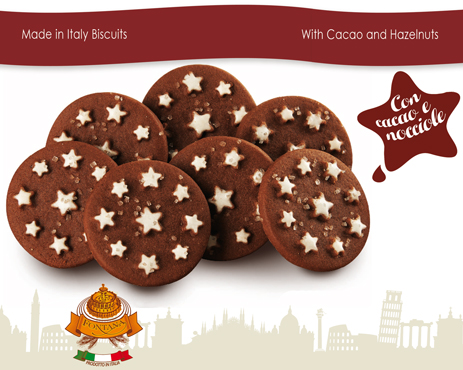 Italian biscuits, made in Italy biscuits manufacturer for