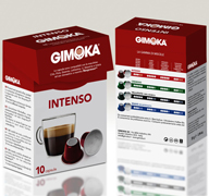 Gimoka, the Italian espresso capsules manufacturer, has established as a leading innovator in the coffee market and symbol of Italian quality and tradition offered to the food and beverage business to business wholesalers. Gimoka Coffee is here to bring this delicious, rich and full body Italian coffee directly to you