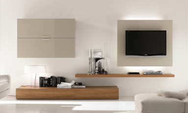 Mobili arredo casa produzione ingrosso mobili parete for Arredamento moderno sala